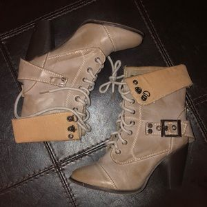 Diba Shoes - 👢Lace Up Bootie